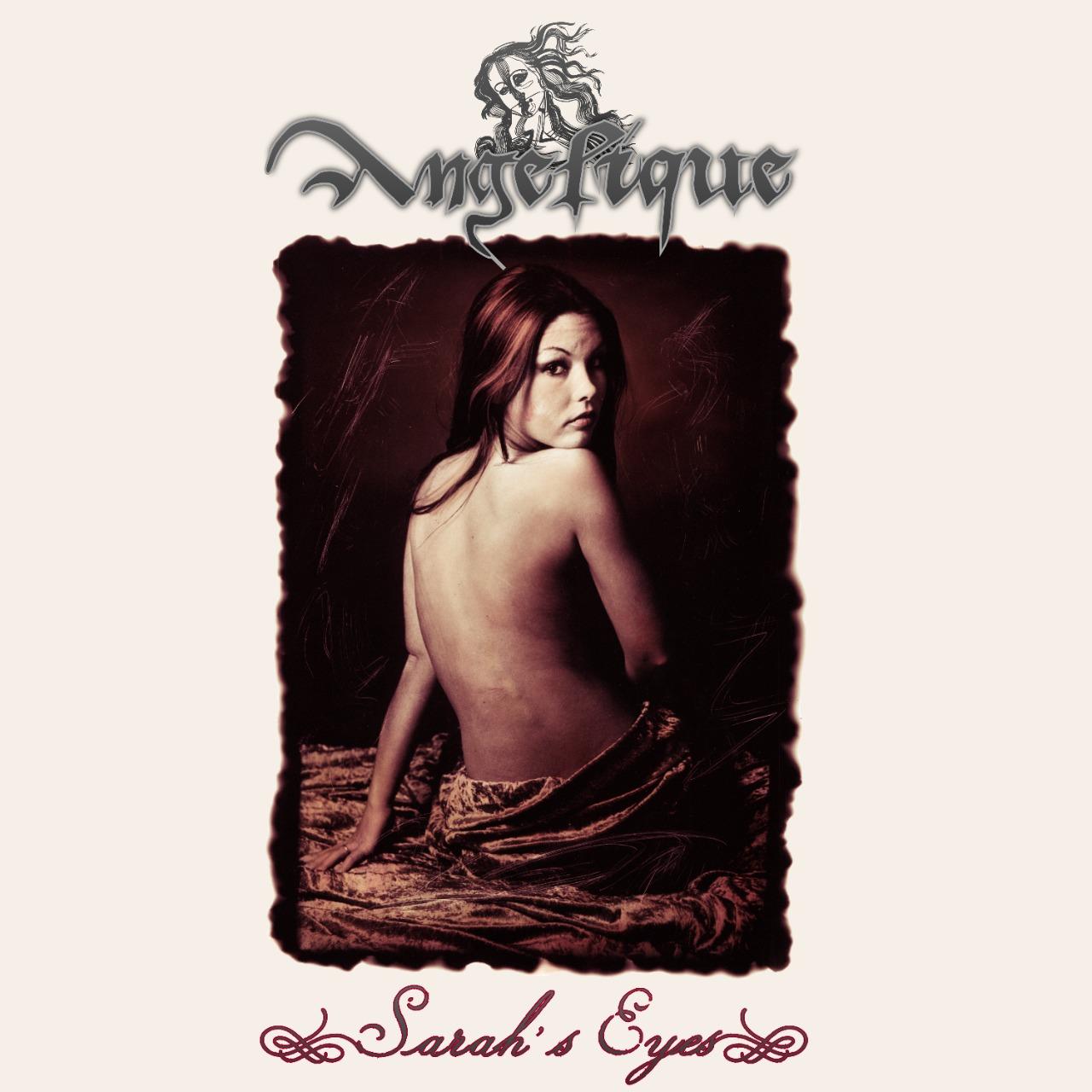 """Angelique: banda estreia oficialmente em todas as plataformas digitais o novo single """"Sarah's Eyes"""""""