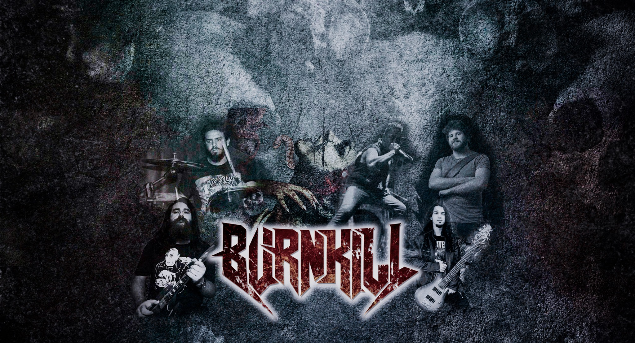 "Burnkill: banda apresenta novo single ""Introitus – Odium"""