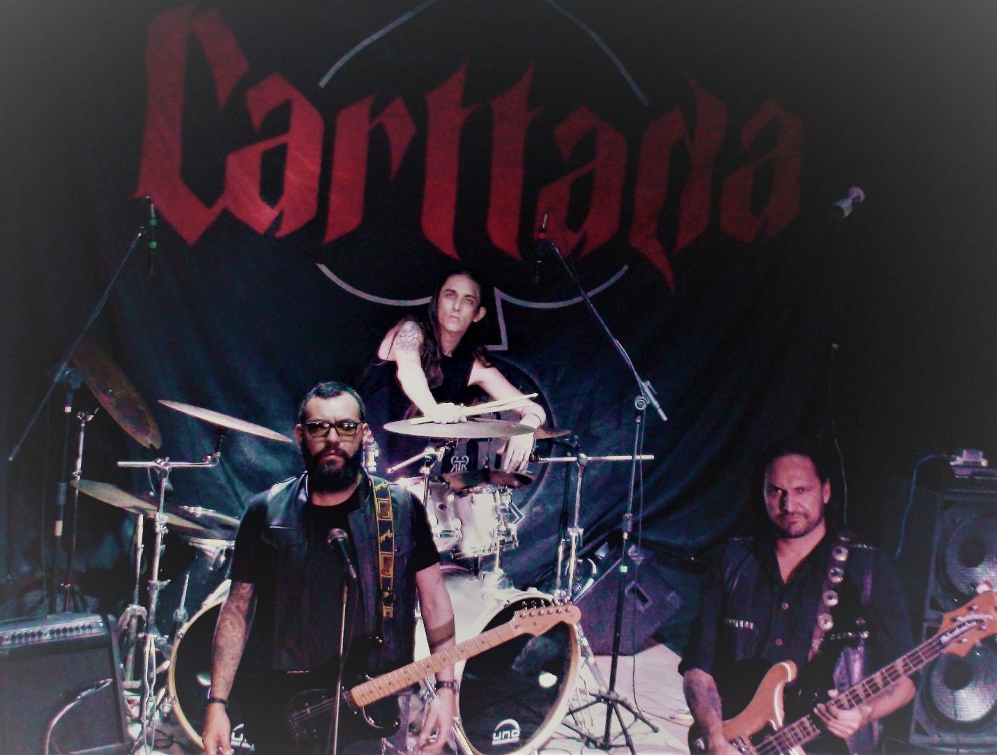 """Carttada: banda anuncia que a bandeira do Rock n` Roll está carregada e pronta para o lançamento do álbum """"Recharged"""""""