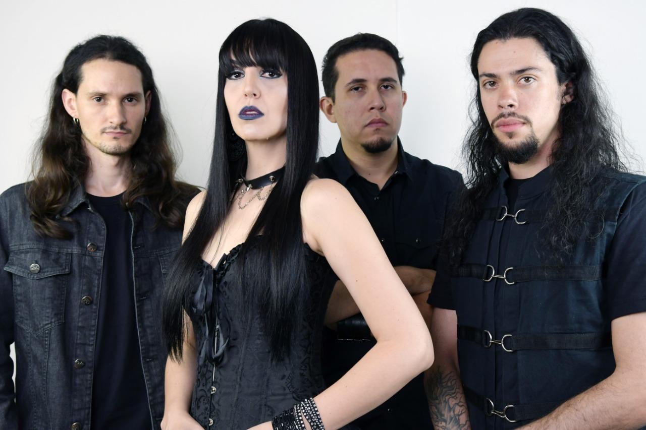 Hamen: Após ganhar prêmio internacional, banda participa do Bode Metal Fest