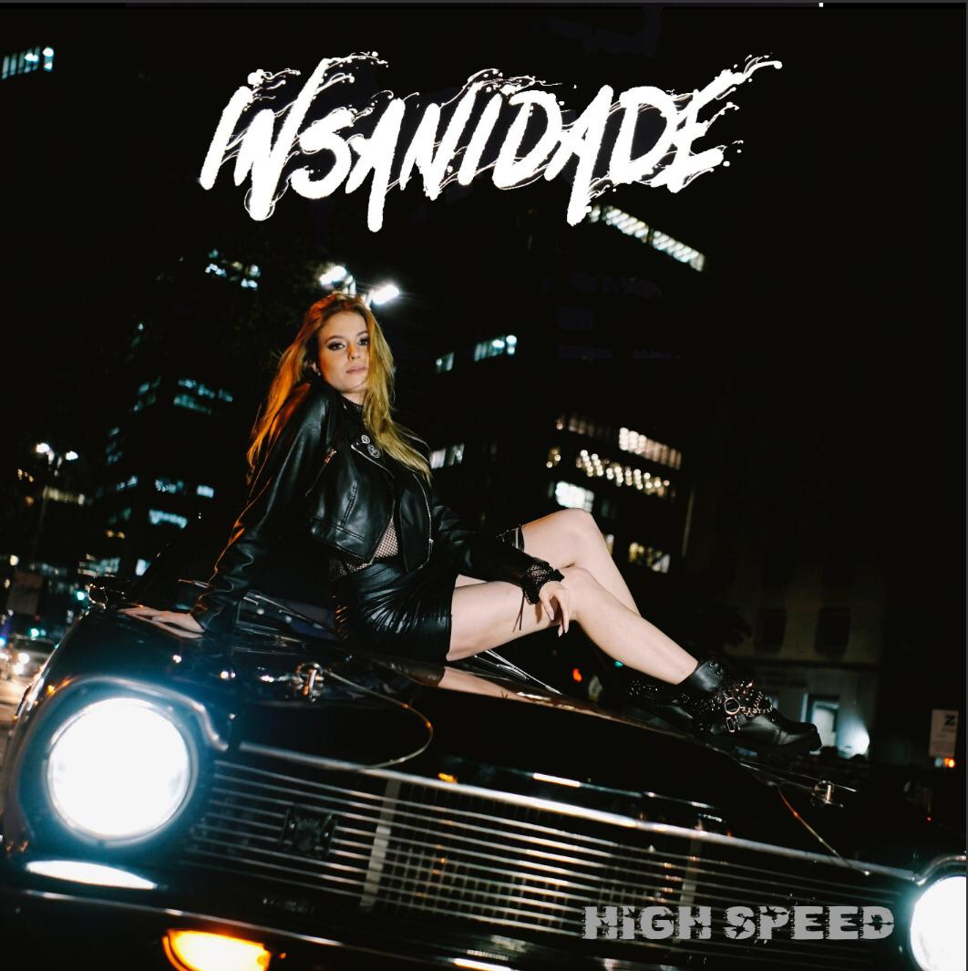 "Insanidade: acaba de ser lançado oficialmente o novo álbum ""High Speed"""