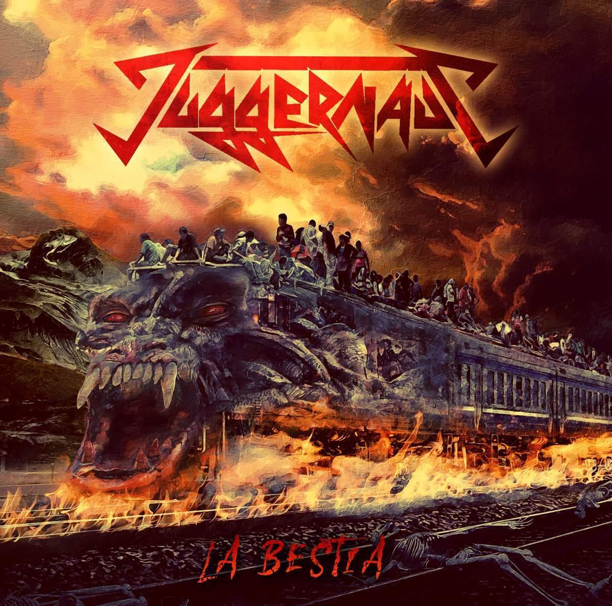 "Juggernaut: Ouça agora o novo álbum ""La Bestia"""