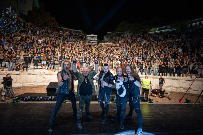"""U.D.O. anuncia álbum ao vivo """"Live In Bulgaria 2020 – Pandemic Survival Show"""""""