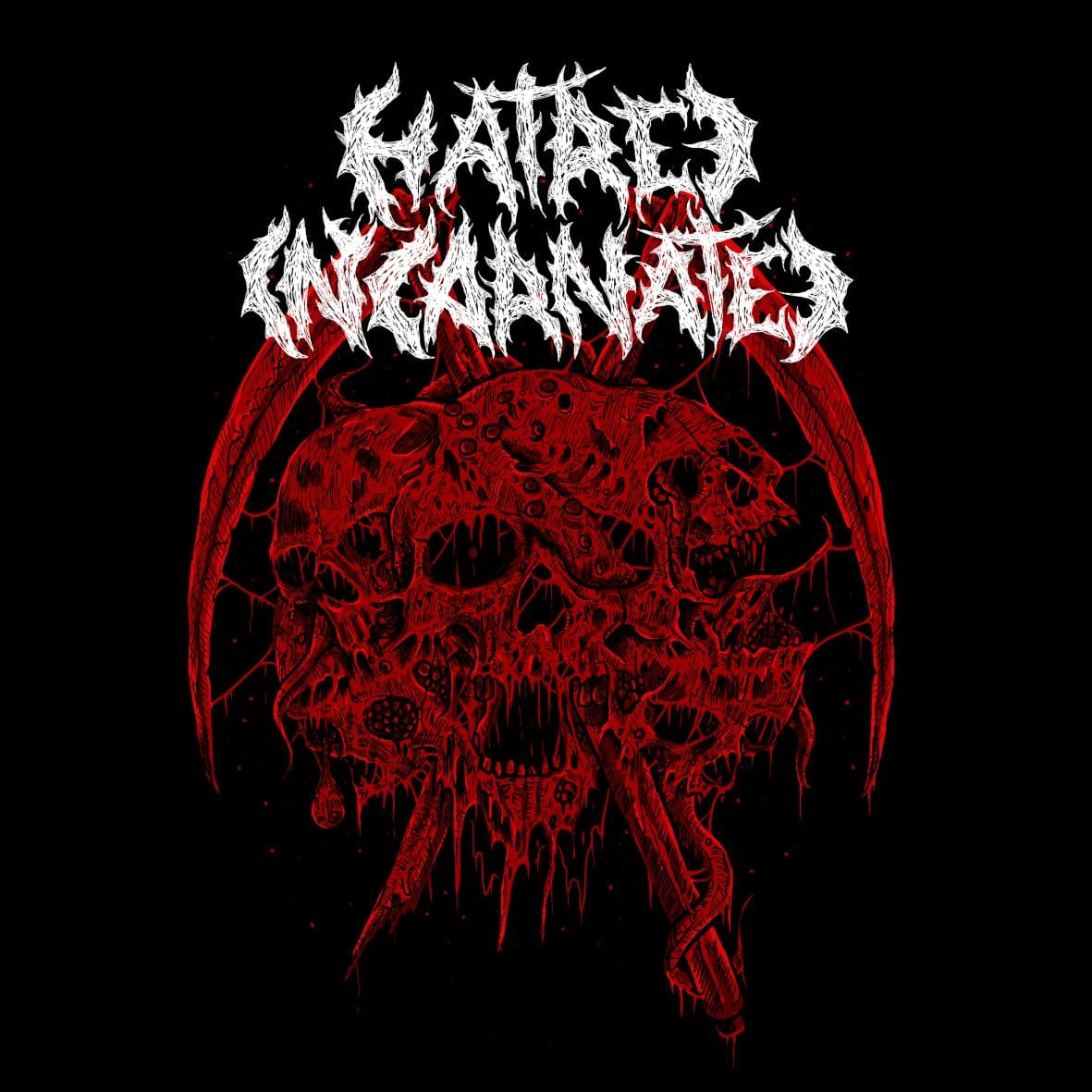 Hatred Incarnated: primeiro single é lançado nas plataformas digitais
