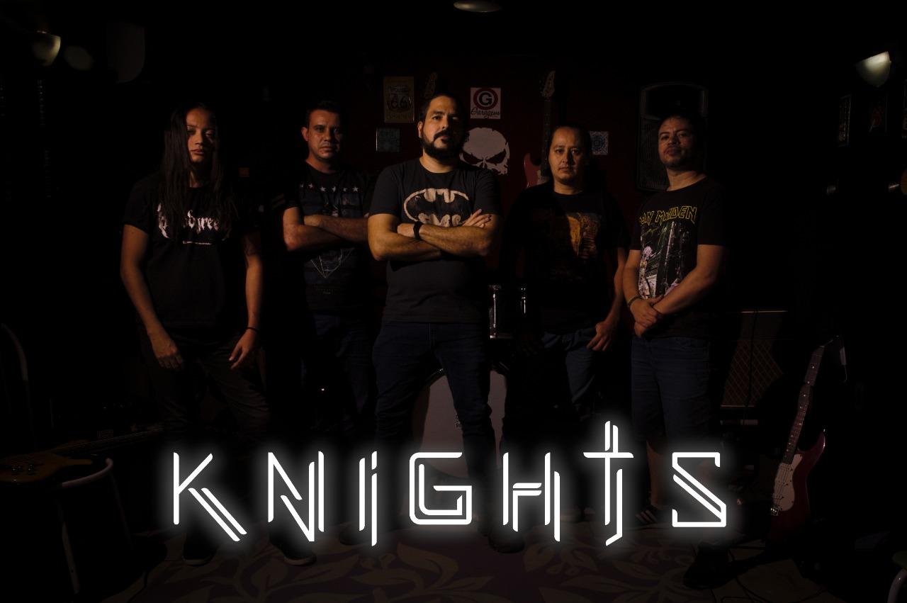 "Knights: banda estreia novo single ""Fly Beyond the Sky"""