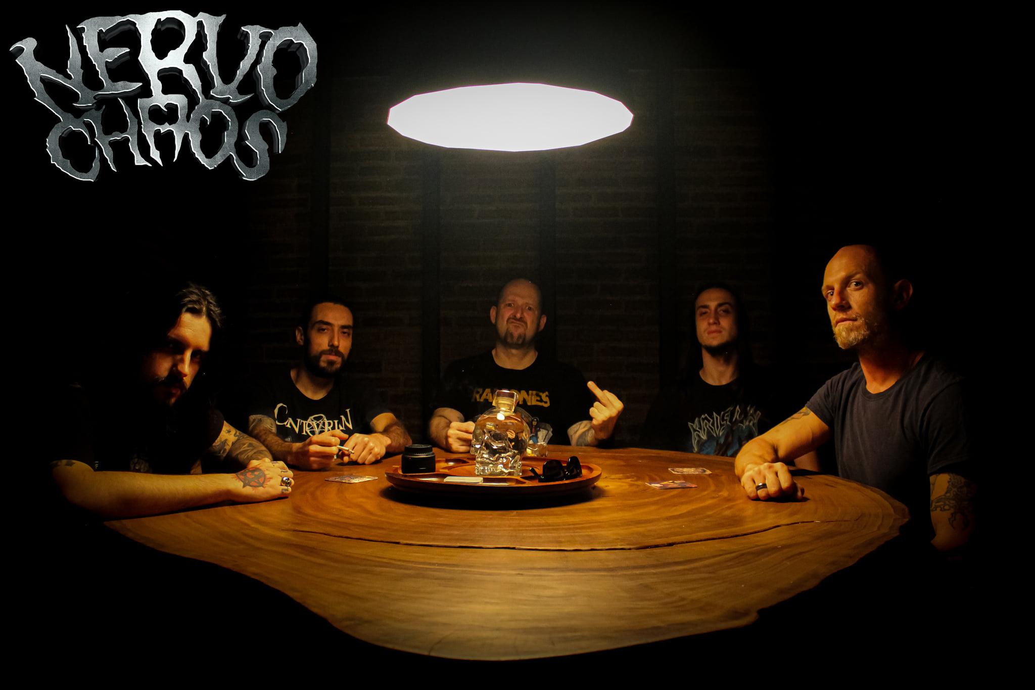 NervoChaos anuncia para março seu 'Studio Session Streaming'
