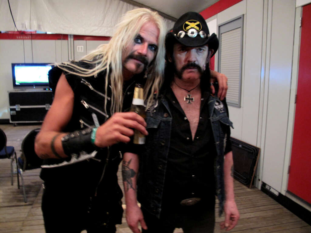 snowy and lemmy