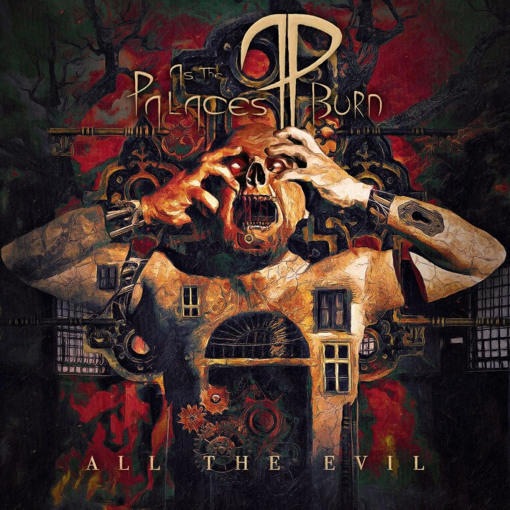 """Read more about the article As The Palaces Burn lança videoclipe """"All The Evil"""""""
