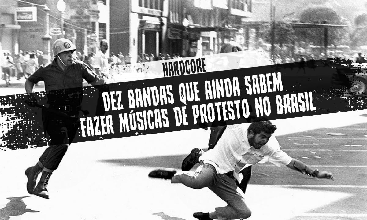 Hardcore: dez bandas que ainda fazem músicas de protesto no Brasil