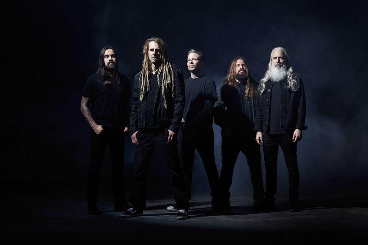 "Lamb Of God lança hoje seu álbum ao vivo ""Lamb Of God Live In Richmond, VA"""
