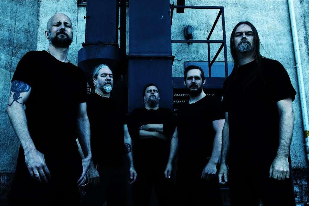 Meshuggah - Foto: Olle Carlsson