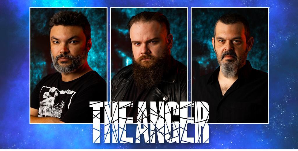 The Anger: Confira capa e track list do novo álbum; faça o pre-save