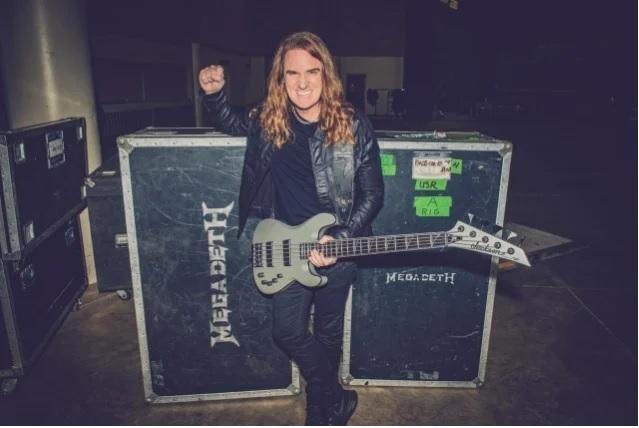 Megadeth: David Ellefson fala sobre a fracassada reunião de 2015 de 'Rust In Peace': 'Não era para ser'