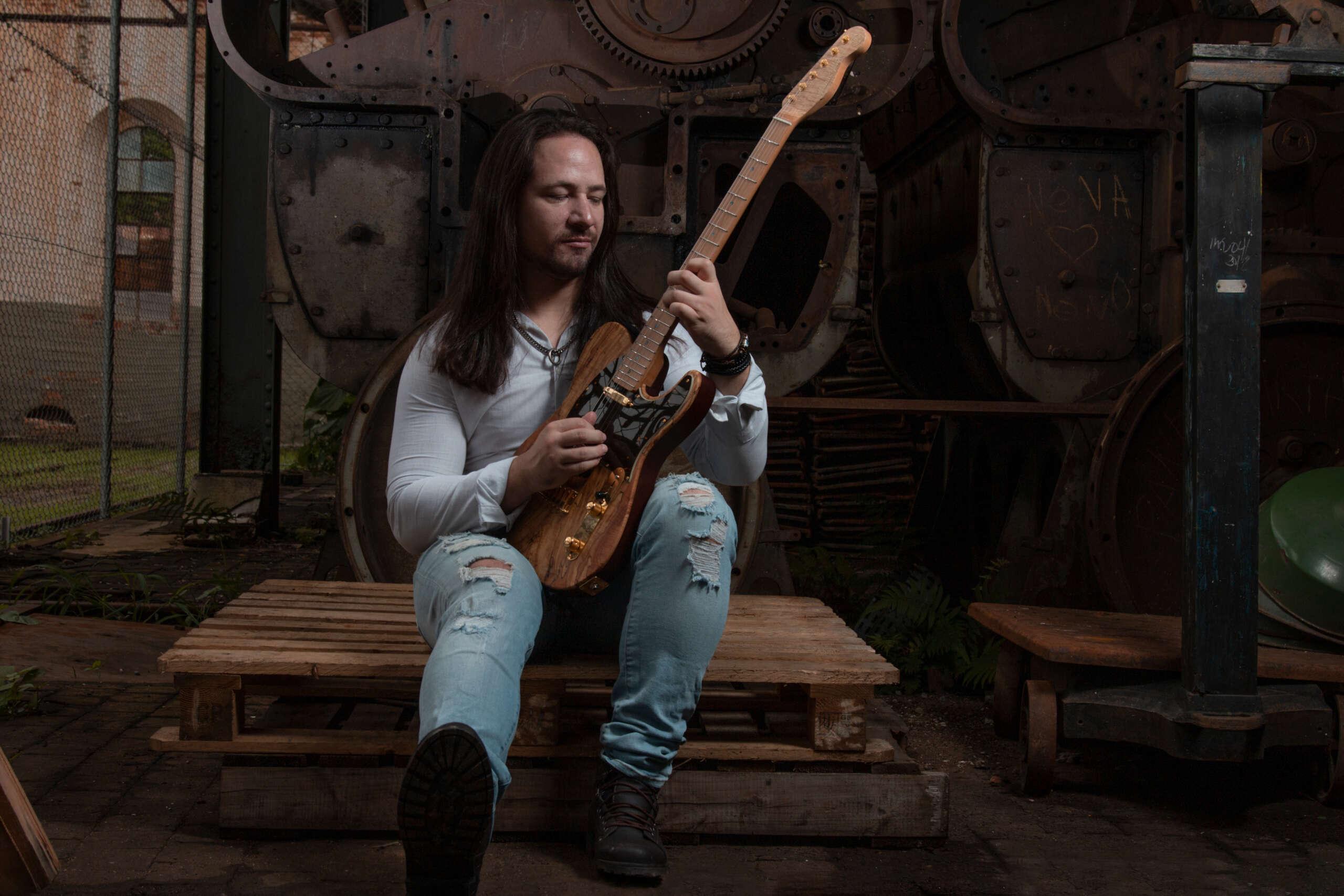 Gabriel Wintter: Clássico do Rush em belíssima versão acústica