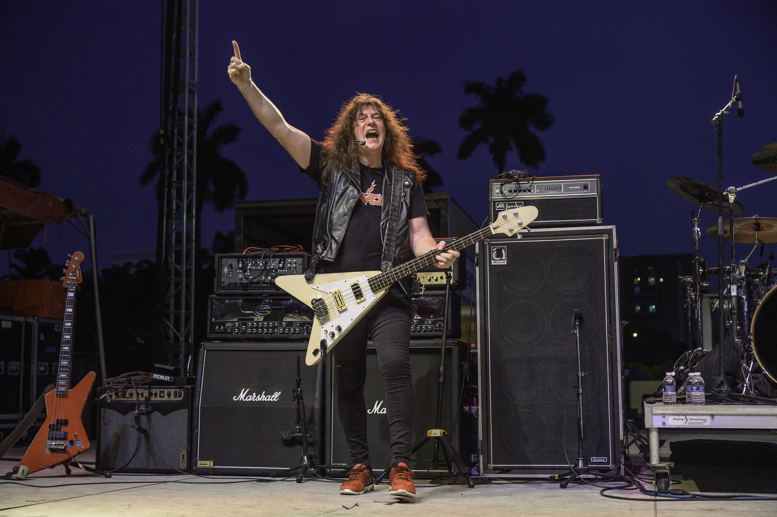 Read more about the article Raven: John Gallagher fala de discos polêmicos e experiências com o Metallica