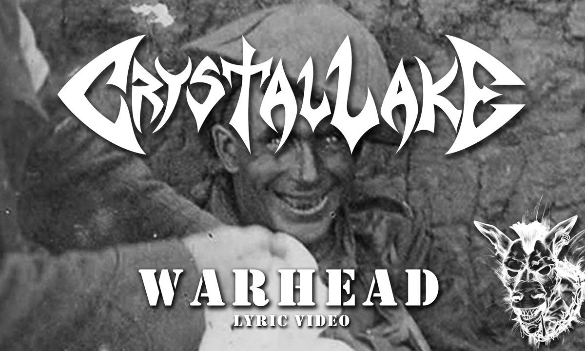 """Crystal Lake lança lyric video para """"Warhead""""; assista agora!"""
