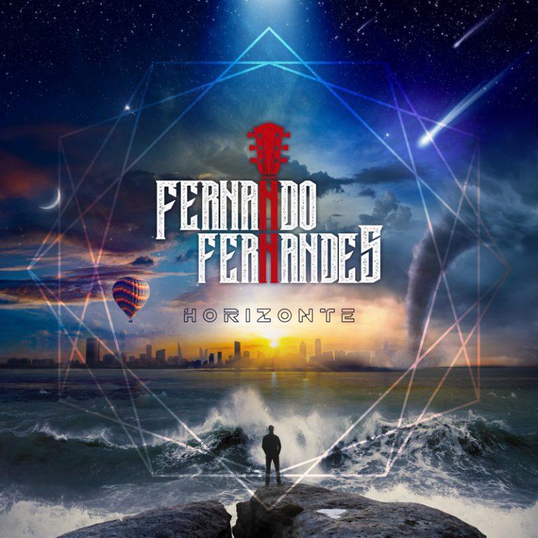 Heavy Metal Progressivo em single de estreia de Fernando Fernandes