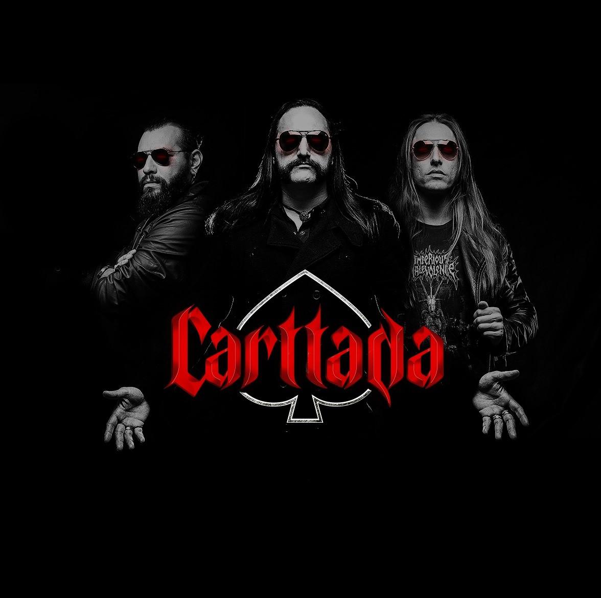 """Carttada estreia single """"When the Devil Comes"""""""