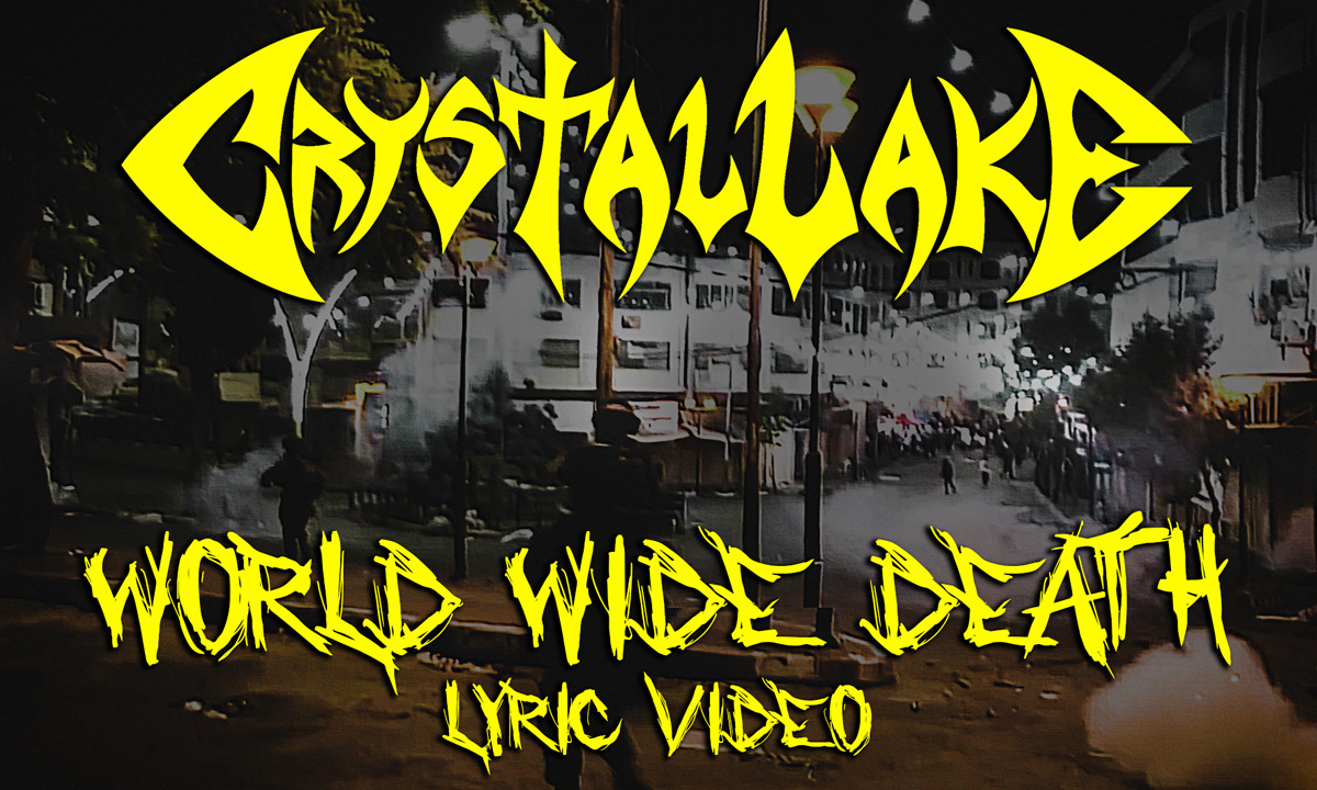 """Read more about the article Crystal Lake lança lyric video de """"World Wide Death"""", faixa do novo trabalho """"Another Blood Spill"""""""