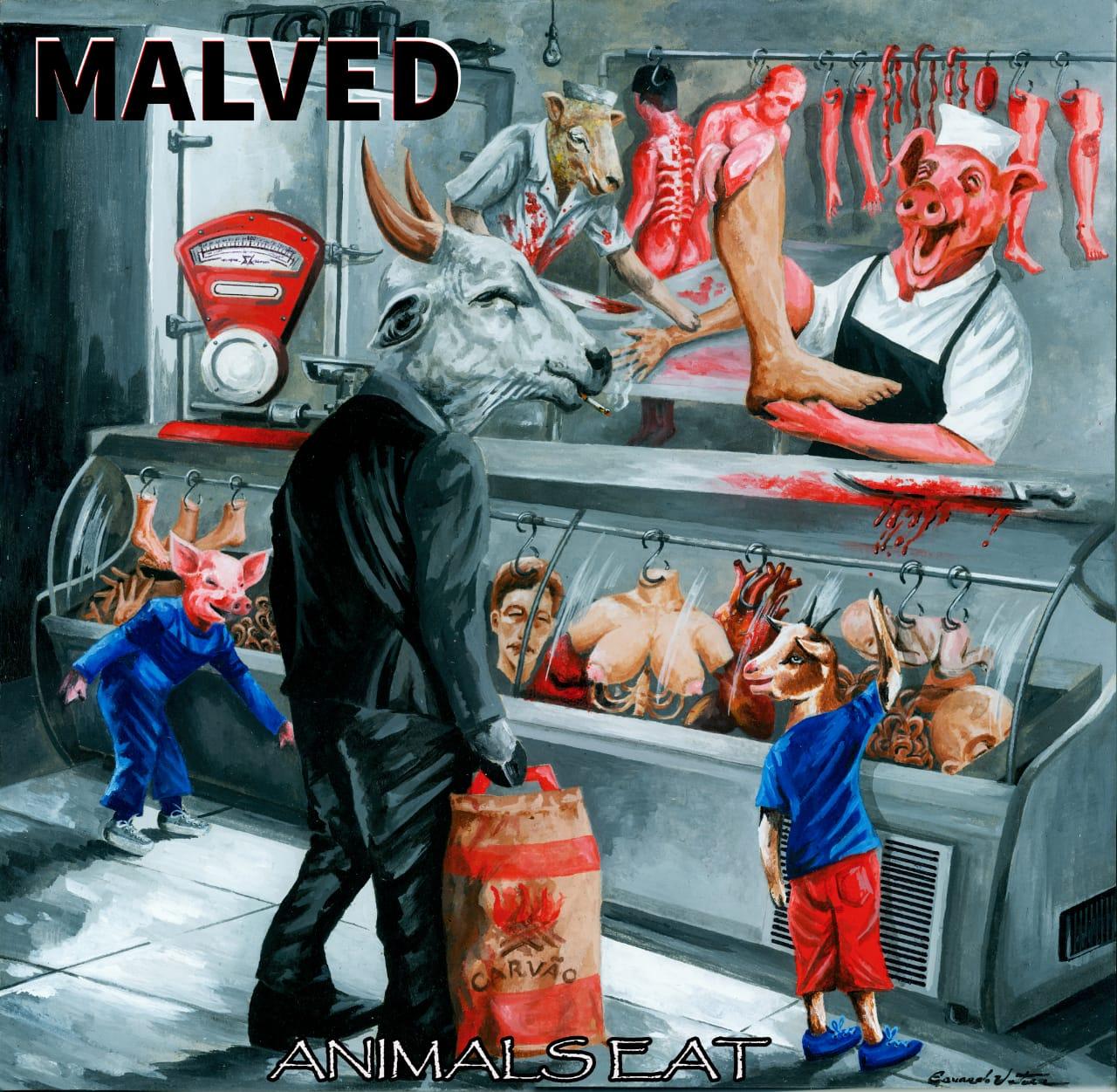 """Malved estreia novo videoclipe para """"Animals Eat"""""""
