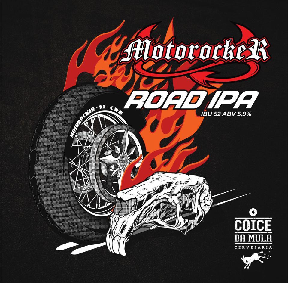 Read more about the article Motorocker lança nova cerveja IPA com a marca oficial da banda