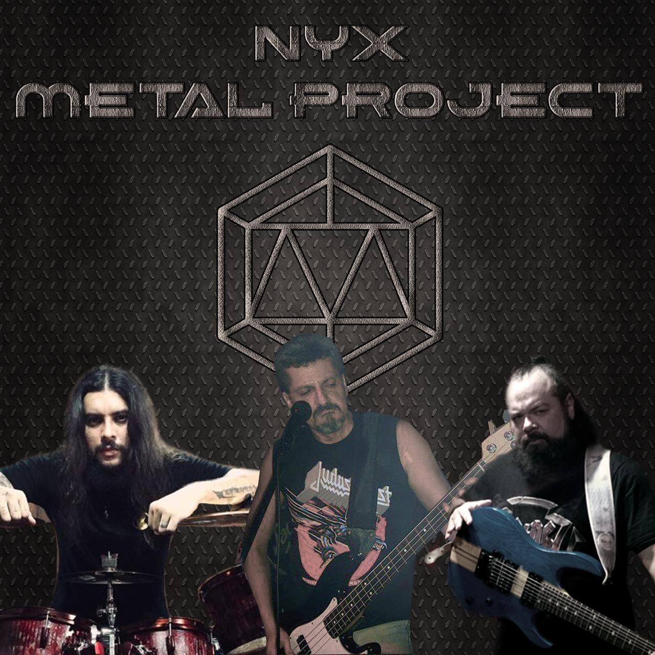 """Nyx Metal Project estreia vídeo do novo single """"Mortuário"""""""