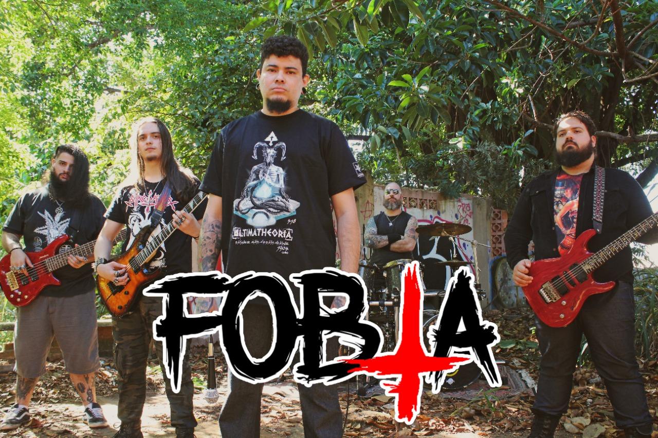 """Fobia estreia o novo clipe """"Súplica"""""""