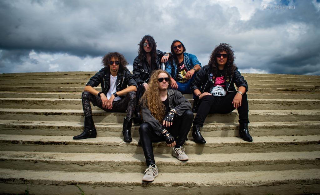 Read more about the article Hell Gun: Divulgando a entrada de novo guitarrista