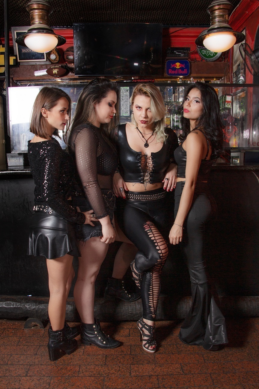 Malvada: banda divulga título e data de lançamento do seu  álbum de estreia
