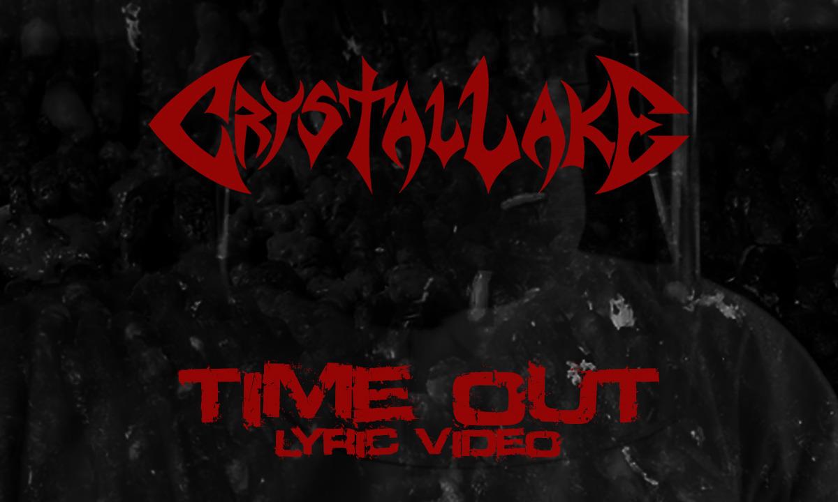 "Crystal Lake lança lyric video para ""Time Out"", penúltima música de seu novo trabalho ""Another Blood Spill"""