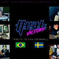 H.E.A.T: brasileiros fazem homenagem a Erik Grönwall