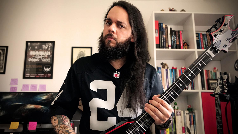 Read more about the article Hammurabi se torna 'one-man-band' e lança single