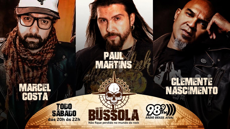 Programa Bússola estreia sábado (25) na Rádio Brasil Atual (98,9 FM)