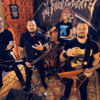 Faces of Death: confira a performance de 'Live Rehearsal – A Drink With The Death'