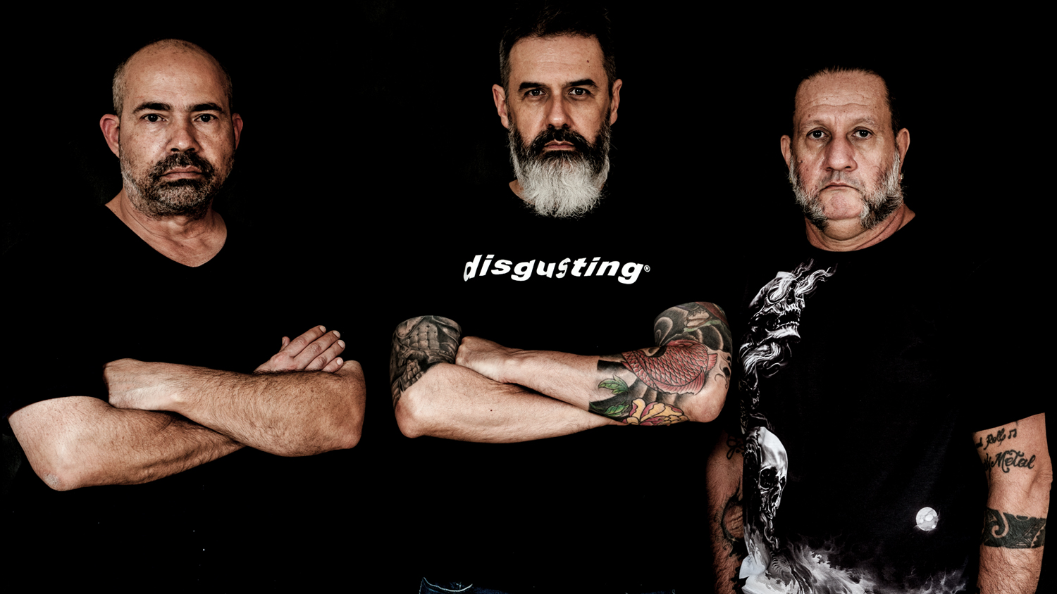 Read more about the article Metralion lança lyric video para 'Requiem For a Society'