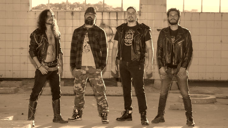 Read more about the article Naughty Dog: grupo goiano de metal lança álbum de estreia