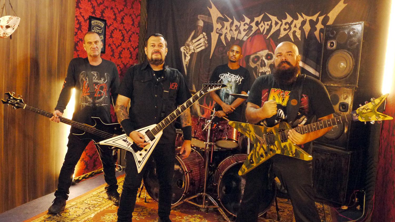 Read more about the article Faces of Death recruta o guitarrista Luiz Amadeus