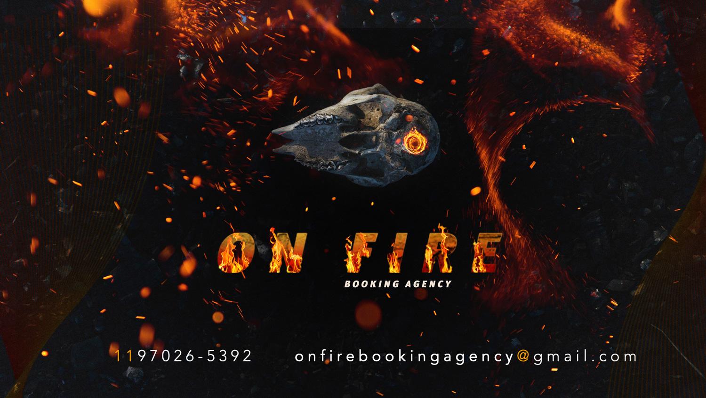Read more about the article On Fire Booking Agency: agência especializada está pronta para cair na estrada em 2022